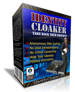 Accessing Facebook through Identity Cloaker