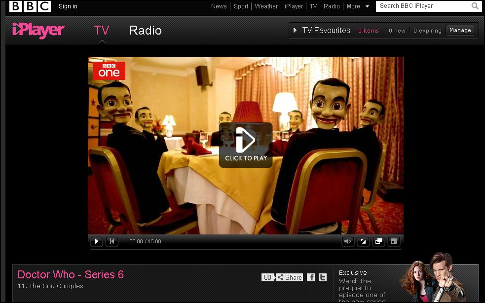 BBC Iplayer in Spain
