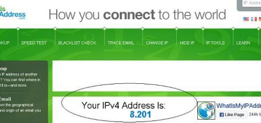 Residential IP Address